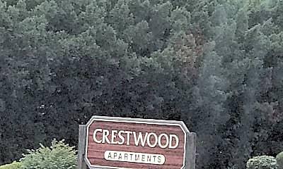 Crestwood Apartments, 1