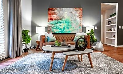 Living Room, 9900 Mcneil Dr, 1