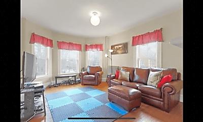 Living Room, 133 Eliot Ave, 1