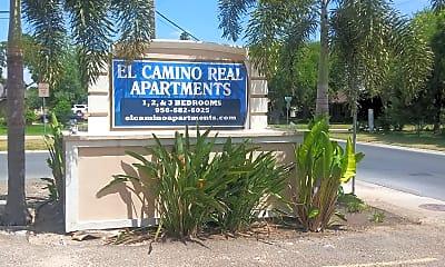 El Camino Real Apts, 1
