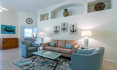 Living Room, 7720 Gardner Dr 201, 0