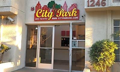City Park Apartments Usc, 1