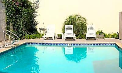 Pool, 7253 Variel Ave, 1