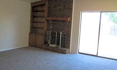 Living Room, 3809 SW Rolling Hills Dr, 1