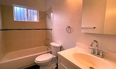 Bathroom, 232 E 21st St, 2