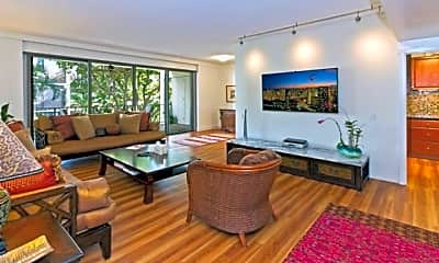 Living Room, 4999 Kahala Ave 325, 1
