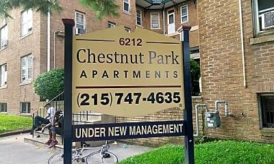 Chestnut Park Apartments, 1