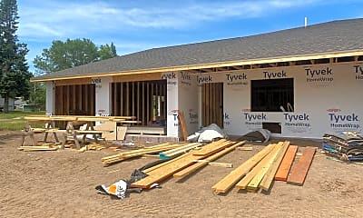 Building, 1009 University Ave, 1