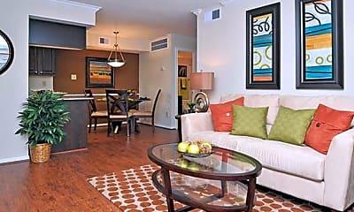 Living Room, 77077 Properties, 2