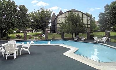 Pool, Pheasant Run, 2