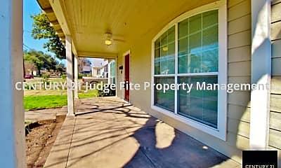 Front Porch, 3819 Dawes Drive, 1