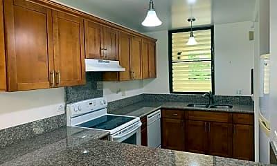 Kitchen, 521 Hahaione St, 0