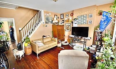 Living Room, 5237 Morris St, 1