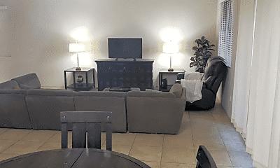 Living Room, 2891 N Silkie Pl, 1