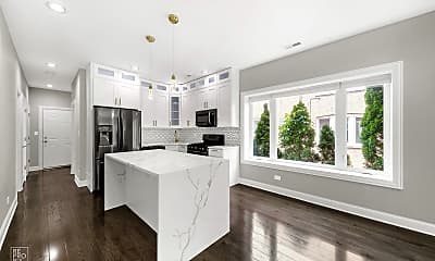 Kitchen, 4542 N Kenton Ave, 1