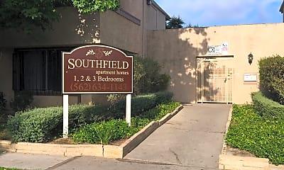 Southfield Apts, 1