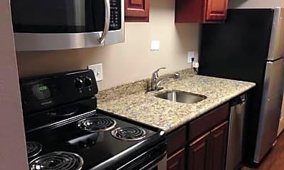 Kitchen, 1235 Clayton St, 1