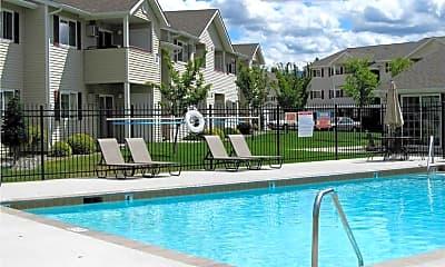 River Rock Apartments, 1