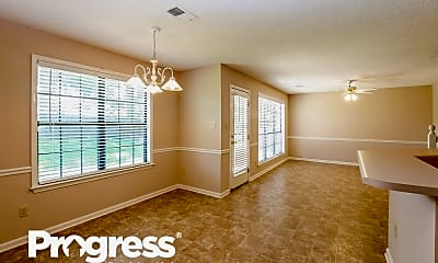 Living Room, 6801 Raner Creek Dr, 1