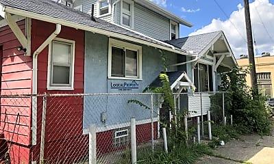 Building, 1125 Pingree St, 1