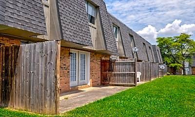 Patio / Deck, Morgan Manor Townhomes, 2