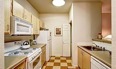 Kitchen, Laguna Creek, 1