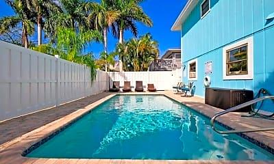 Pool, 5614 Easy St, 0