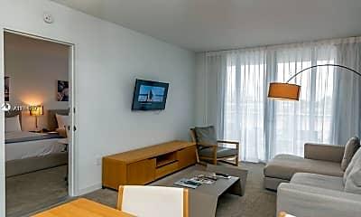 Living Room, 2602 E Hallandale Beach Blvd R2209AB, 2