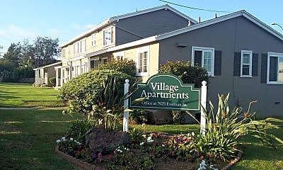 Village, 1