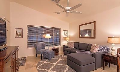 Living Room, 1120 N Val Vista Dr 132, 1
