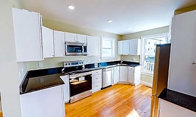 Kitchen, 16 Crescent St, 1