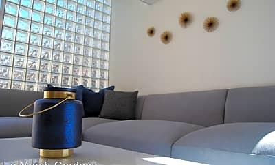 Living Room, 10200 De Soto Ave, 2