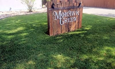 Mohawk Green, 1