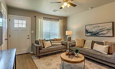 Living Room, 1009 E Main St, 1