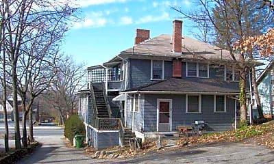 Building, 181 Merrimon Avenue Apt 3, 0
