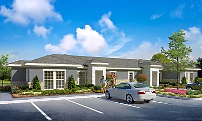 Rendering, Provision at West Bellfort, 1