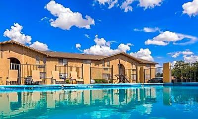 Pool, Arden Ridge Apartments, 2