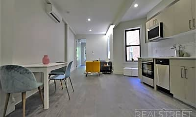 Living Room, 1259 Lincoln Pl 1C, 1