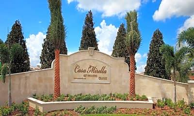 Community Signage, Casa Mirella Apartment Homes, 2