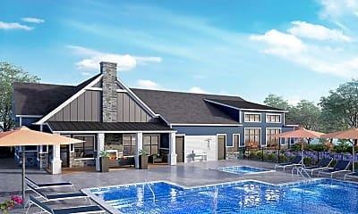 Pool, Westown at Wilson, 0