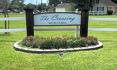 Blue Bell Crossing, 1