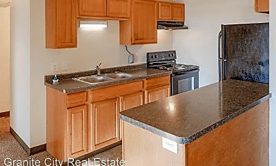 Kitchen, 605 15th St S, 1