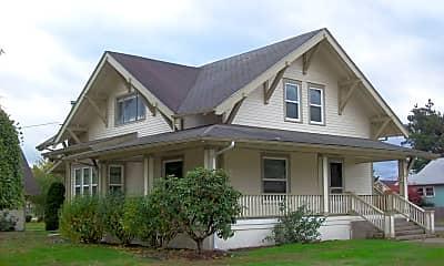 Building, 618 W Cherry St, 1