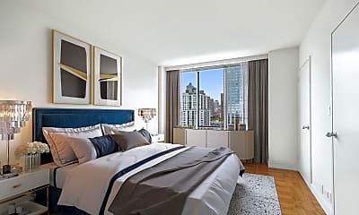 Bedroom, 1670 York Avenue, 1