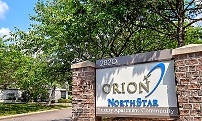 Community Signage, Orion NorthStar, 2