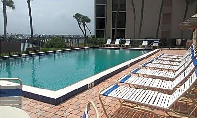 Pool, 4620 NE Sandpebble Trce 405, 1