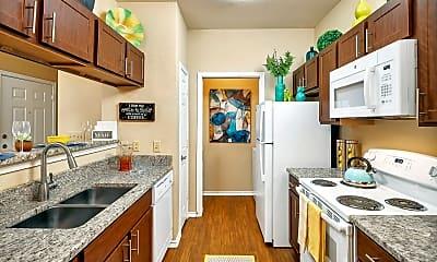Kitchen, Stoneybrook Apartments & Timberbrook THs, 1