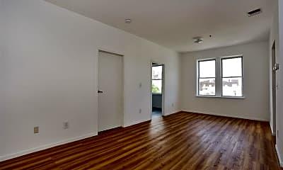 Living Room, 203 Academy St 422, 1