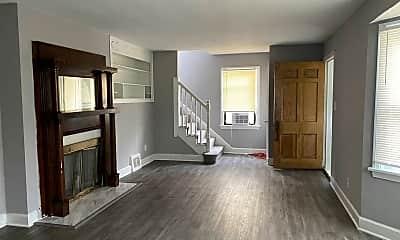Living Room, 3737 Grosvenor Rd, 0