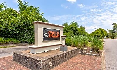 Community Signage, The Stella, 2